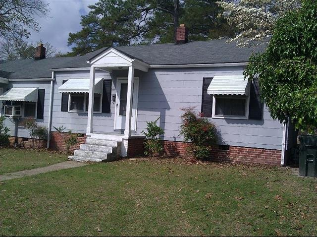 Section  Houses For Rent Fayetteville Nc